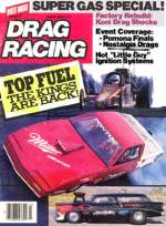 Hot Rod's Drag Racing Magazine - March '86